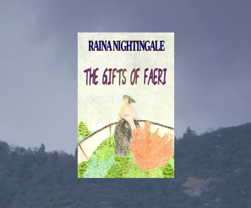 The Gifts of Faeri, Fantasy, Dragons, Novella, Aneri, Return of the Dragonriders, Raina Nightingale, Fiction, Short Fiction, Young Adult